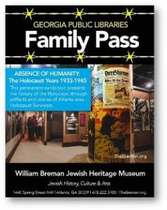 Click here to visit the William Breman Jewish Heritage Museum website.