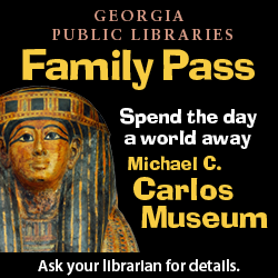 Click here to visit the Michael C. Carlos Museum website.