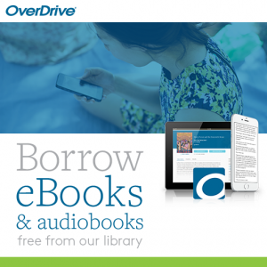 Borrow books from Overdrive