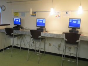 Teen Computers at Cartersville