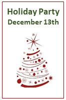 Book Chat Holiday Party is December 13th.